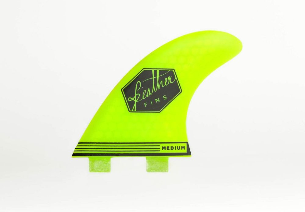 feather fins ULTRA LIGHT AMARILLA.DUAL TAB