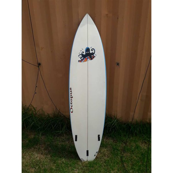 SURF OCTOPUS 6'3