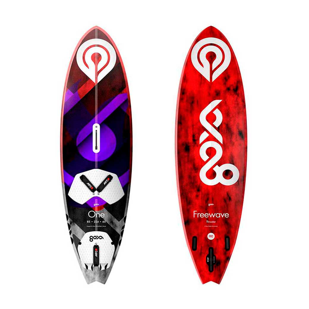 2018 GOYA ONE PRO FREEWAVE THRUSTER