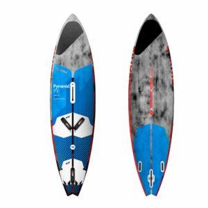2018 GOYA PYRAMID PRO SURFWAVE THUSTER