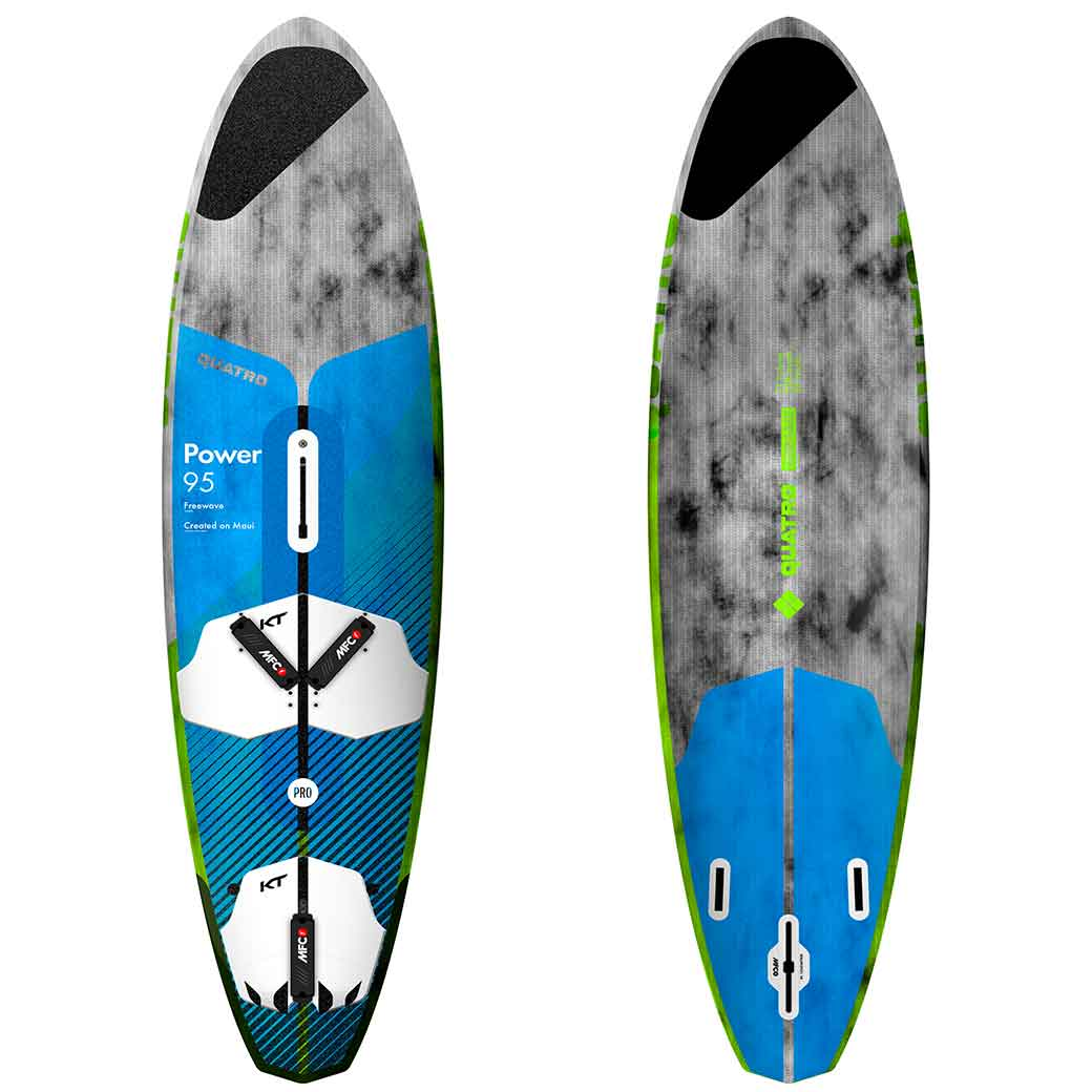 2018 QUATRO POWER PRO FREEWAVE THUSTER