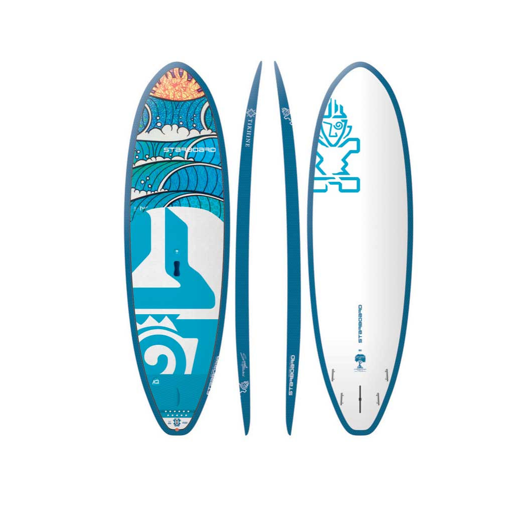 "2018 STARBOARD SUP 8'2"" x 32"" WIDE POINT STARLITE [CLONE]"