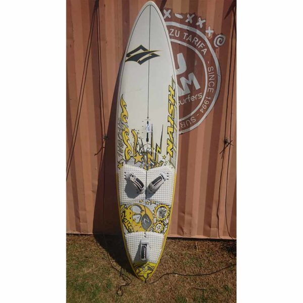 TAB WIND NAISH GLOBAL 70L
