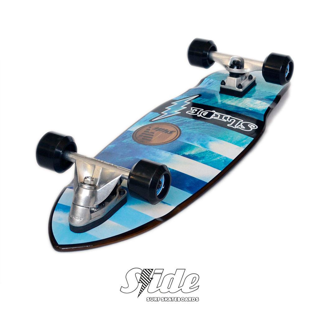 "Surfskate Joyful 30"" by Slide Surf Skateboards [CLONE]"