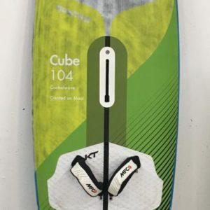Tabla windsurf quatro cube 74L 217 x 54 [CLONE] [CLONE]