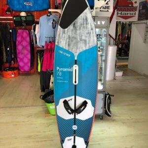 Tabla windsurf quatro pyramid 78L 224 x 55,5