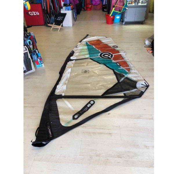 Vela de windsurf segunda mano Goya Fringe 4.5 vista completa