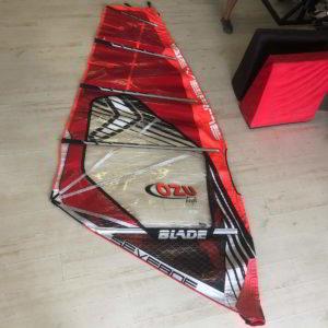 Vela de windsurf segunda mano Severne Blade 4.2 vista entera