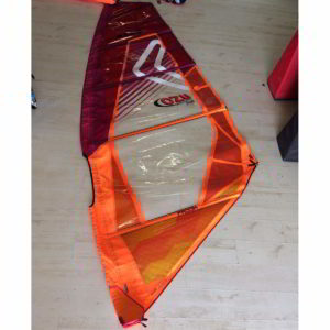 Vela de windsurf segunda mano Severne Freek 4.8 vista entera