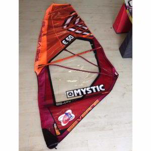 Vela de windsurf segunda mano Severne S-1 4.8 vista entera