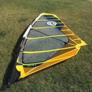 Vela windsurf goya mark 7.8 vista completa