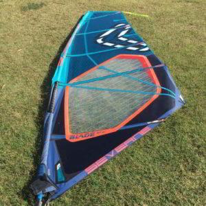 Vela windsurf severne blade 4.5 vista completa