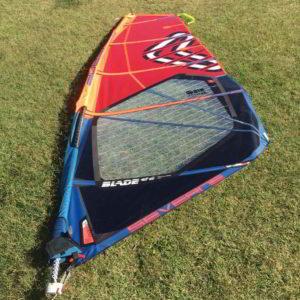 Vela windsurf severne blade 5.0 vista completa