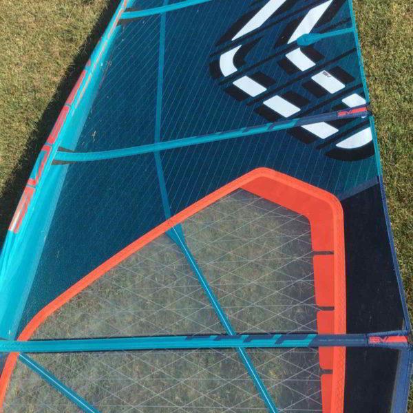Vela windsurf severne blade 6.2 vista paño