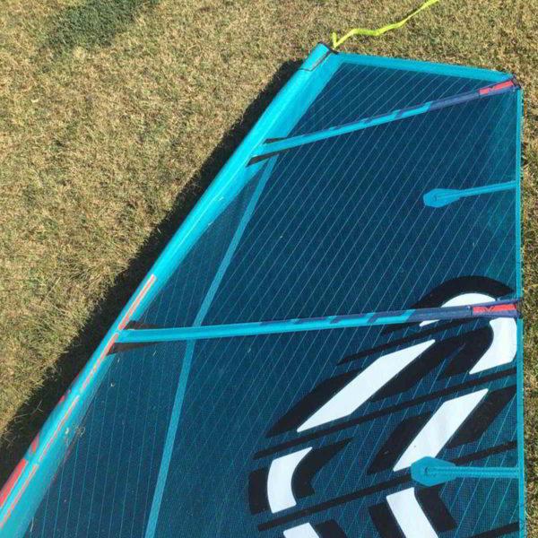 Vela windsurf severne blade 6.2 vista superior