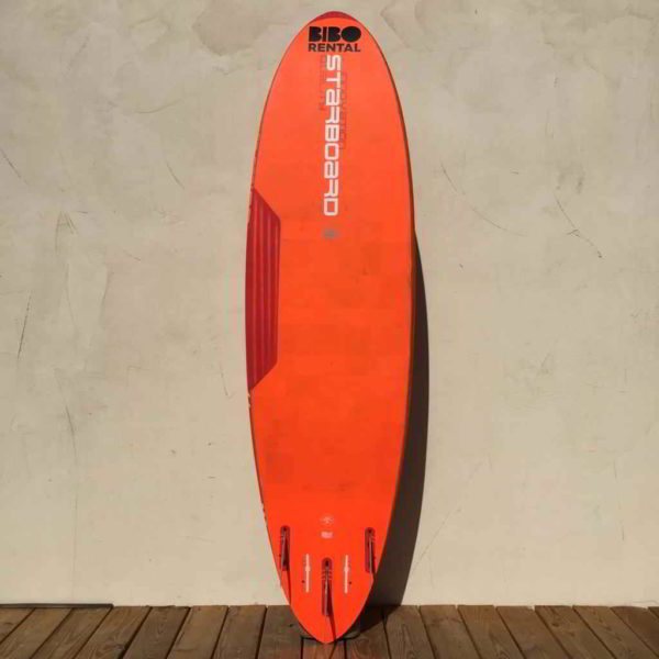 tabla de windsurf Starboard ultrakode 80L vista