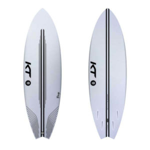 KT Surfboard Fringe 2020