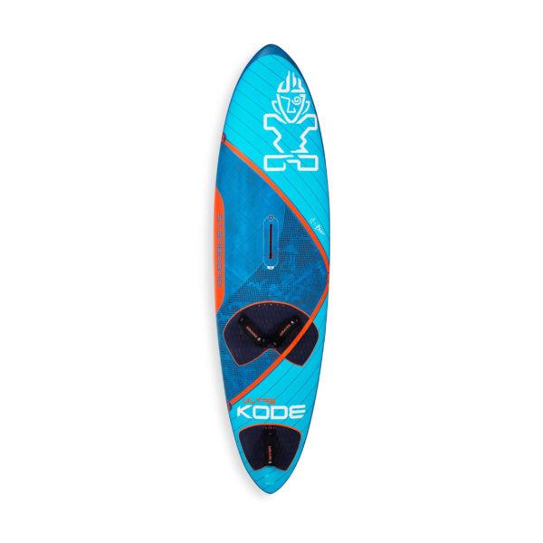 Tabla de Windsurf Starboard Ultrakode 2020 Carbon reflex vista frontal