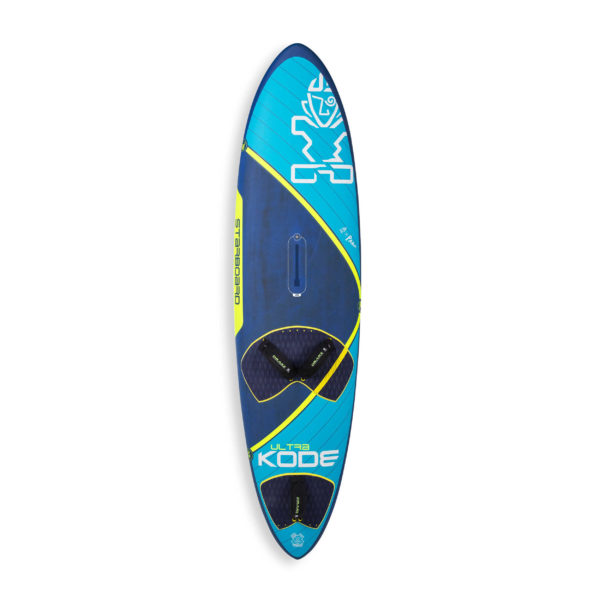 Tabla de Windsurf Starboard Ultrakode 2020 Flax Balsa vista frontal