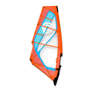 Vela de windsurf Goya Banzai Pro 2020 color Red