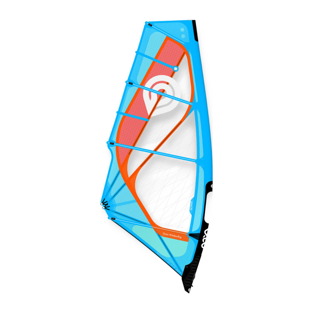 Vela de windsurf Goya Banzai X Pro 2020 color Blue