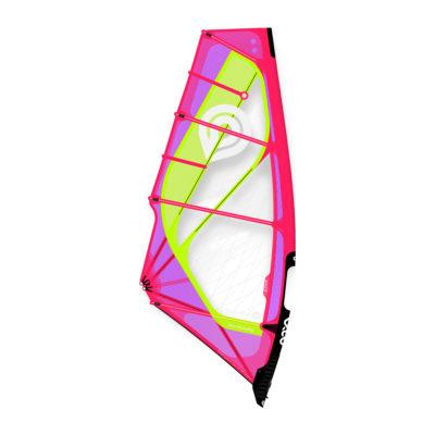 Vela de windsurf Goya Banzai X Pro 2020 color Fuchsia