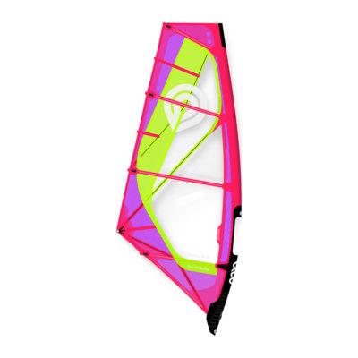Vela de windsurf Goya Bounce pro 2020 color Fuchsia