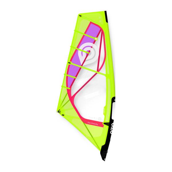 Vela de windsurf Goya Fringe Pro 2020 color Yellow