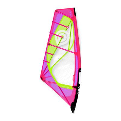 Vela de windsurf Goya Fringe X Pro 2020 color Fuchsia