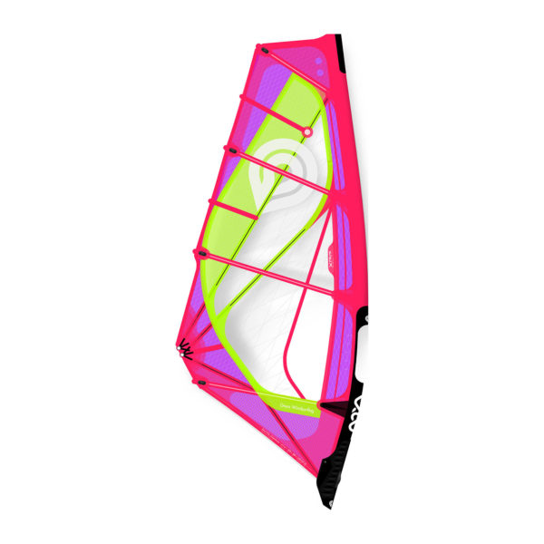 Vela de windsurf Goya Guru X Pro 2020 color Fuchsia