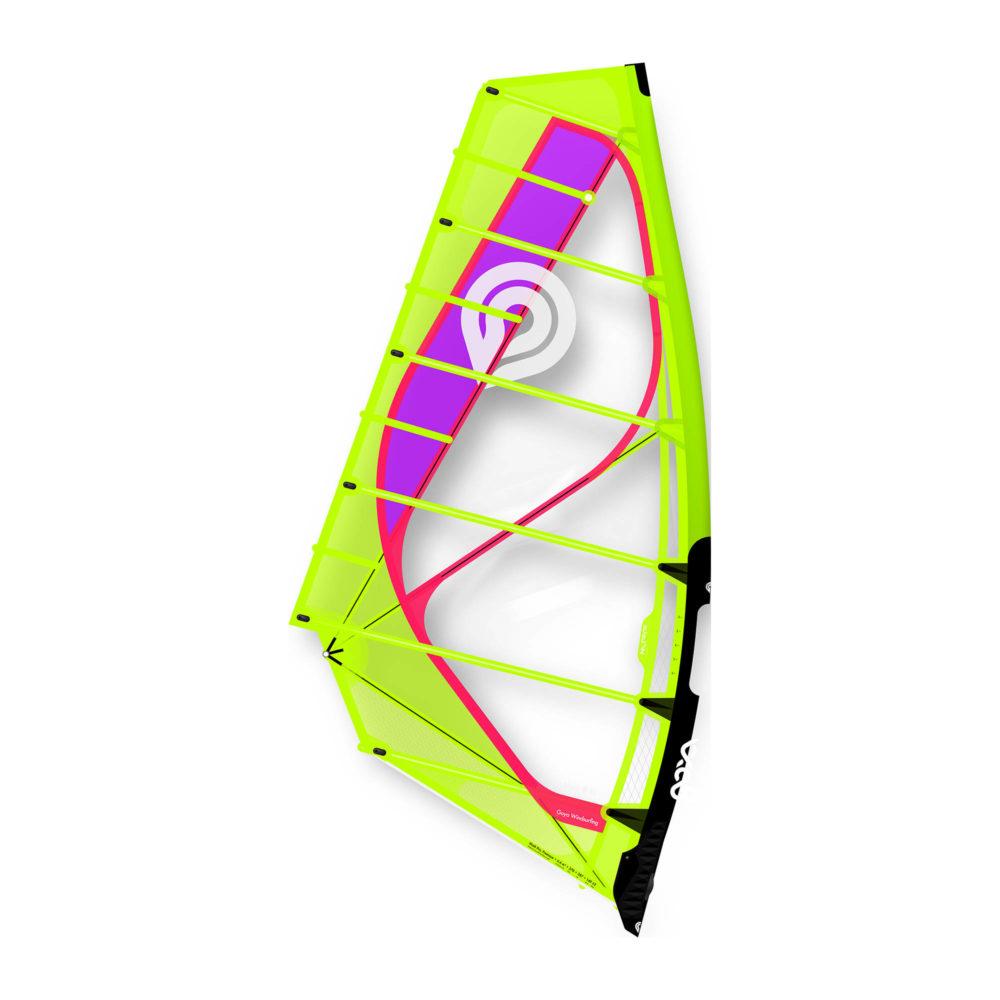 Vela de windsurf Goya Mark Pro 2020 color Yellow
