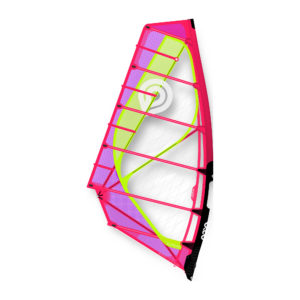 Vela de windsurf Goya Mark X Pro 2020 Color Yellow