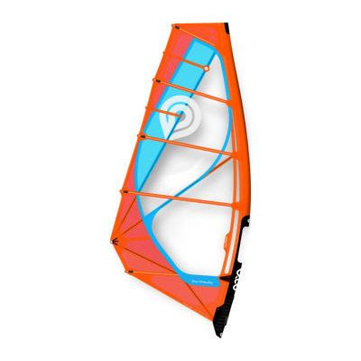 Vela de windsurf Goya Nexus Pro 2020 color Red