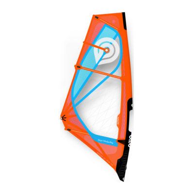 Vela de windsurf Goya Scion X Pro 2020 color Red