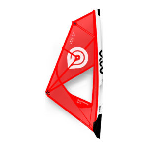 Vela de windsurf Goya Surf 2020 color red