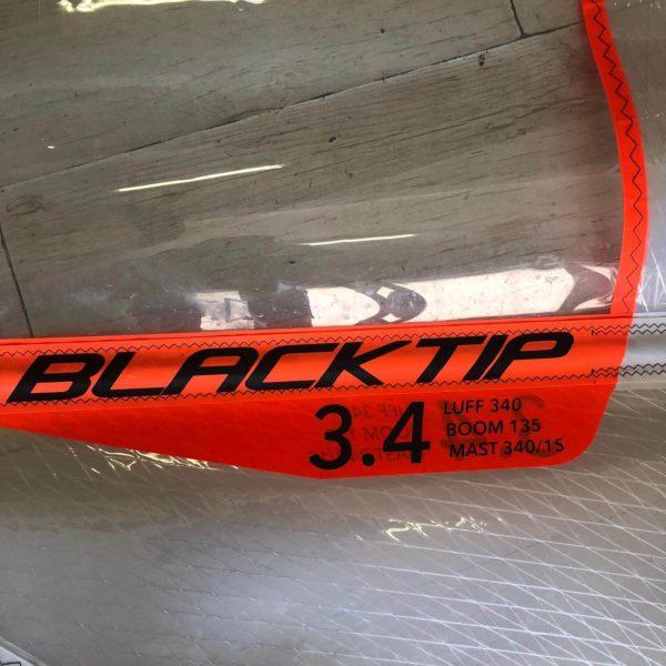 Simmer Style Black Tip 3,4